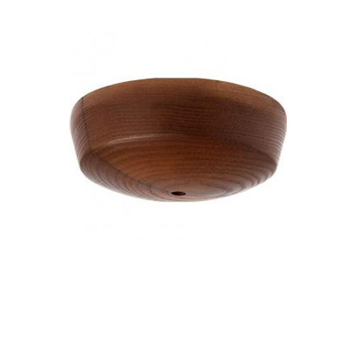 WOOD CEILING COVER BIG(木製 引掛けシーリングカバー ビッグ) #002757(BR) メルクロス(MERCROS)製ペンダントライト オプション