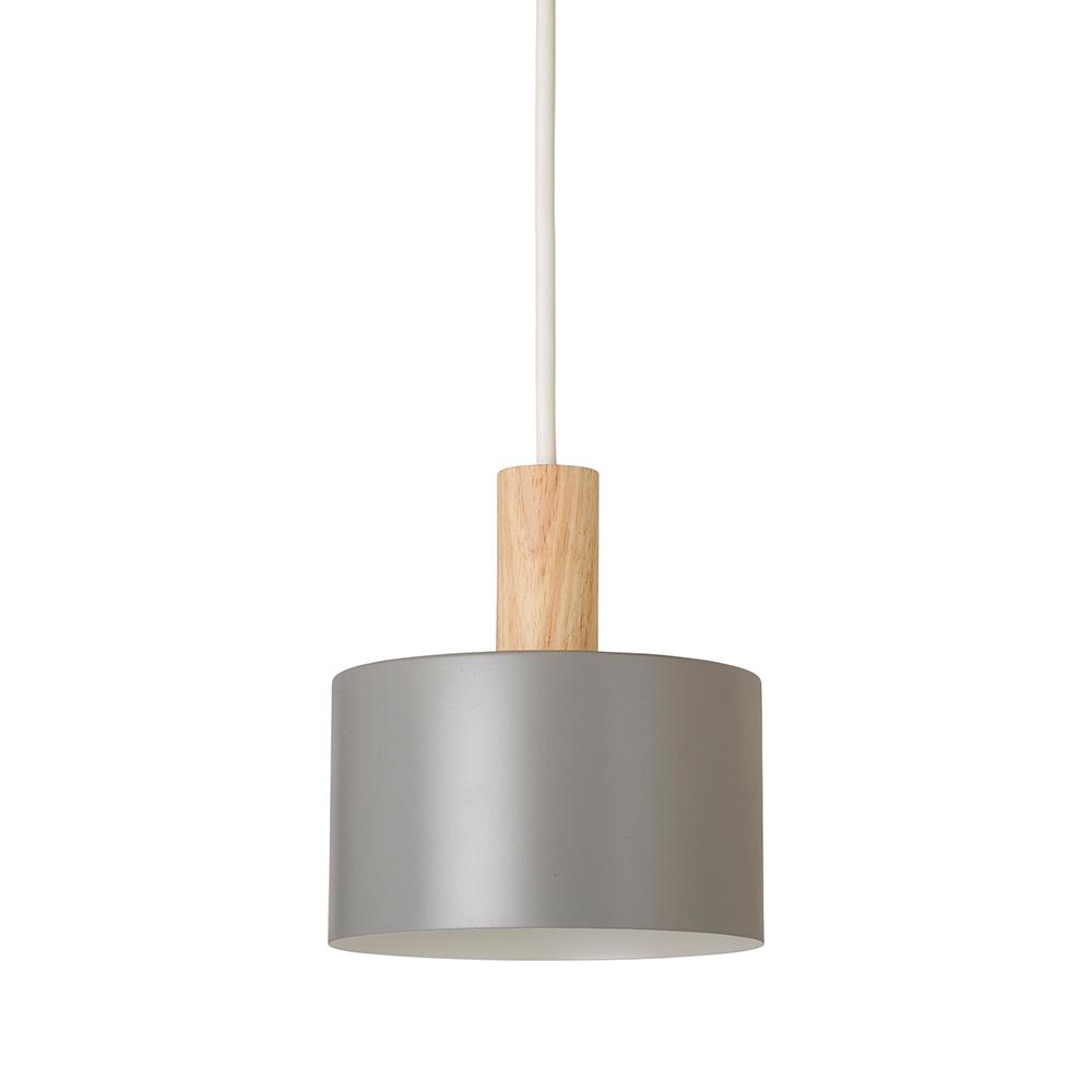 Olika LAMP   1BULB PENDANT #003170(Smoke GY) メルクロス(MERCROS)製ペンダントライト