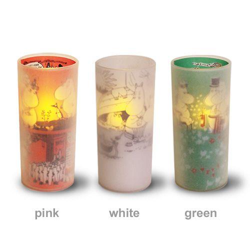 Cuore moomin LED candle LA5386PI ディクラッセ ペンダントライト