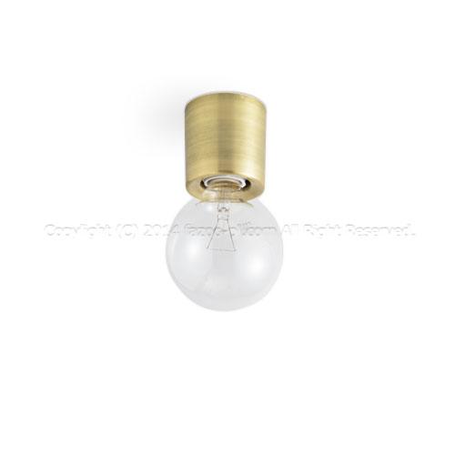 Bulb lightcap ACE-160GL/GOLD スワン電器(Slimac)製ペンダントライト